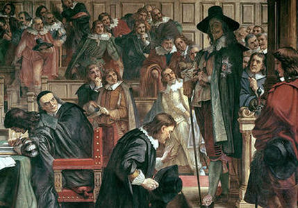 Charles I attempt to arrest 5 MPs