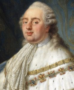 Causation - Louis XVI of France