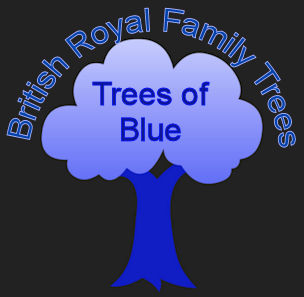Trees of Blue