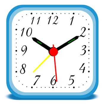 Units of Time Clock