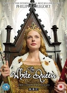 Anachronism - The Whte Queen Miniseries