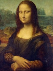 Mona Lisa - Analysing Historical Sources