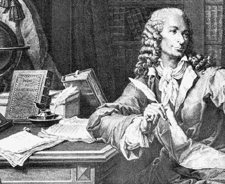 Voltaire and types of evidence